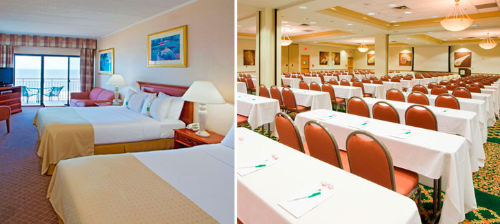 Holiday Inn Oceanfront Meeting Specials