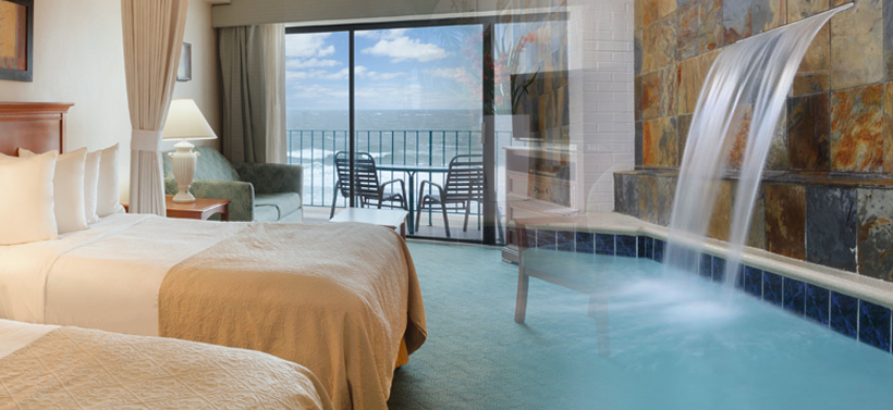 Valentines by the Sea at Quality Inn Boardwalk