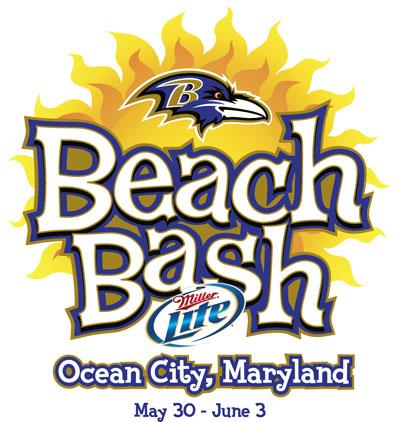 Ravens Beach Bash