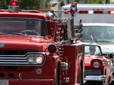 Enjoy the Fireman Parade in Ocean City Md