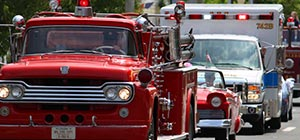 Enjoy the Fireman Parade in Ocean City Md