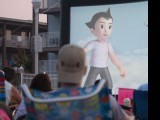Enjoy a Movie on the Beach