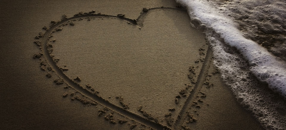Enjoy a Valentines getaway at the beach.