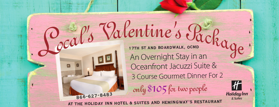 Holiday Inn Suites Valentines Special