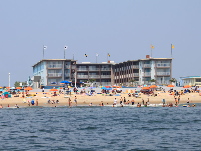 Flagship Oceanfront Hotel Ocean City Maryland Hotels Reservations