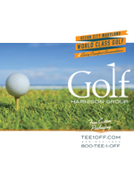 2018 Harrison Group Golf Brochure