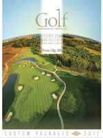 2017 Golf Brochure