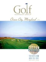 2016 Golf Brochure
