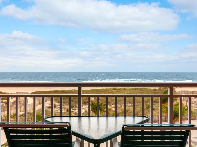 Direct Oceanfront room