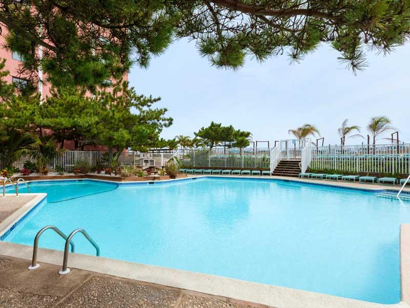 Holiday Inn Oceanfront Ocean City Maryland Hotels