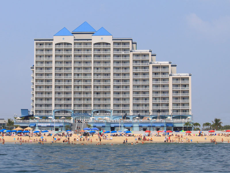 Holiday Inn Hotel And Suites Ocean City Maryland Hotels Reservations