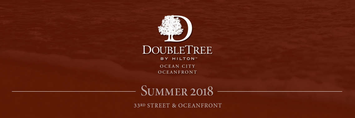 DoubleTree Ocean City Oceanfront by Hilton, Maryland Beach hotel