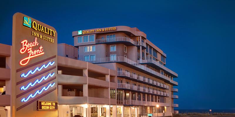 Quality Inn Beachfront 33rd Street