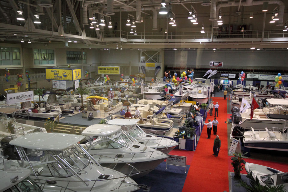 The 29th Annual Boat Show