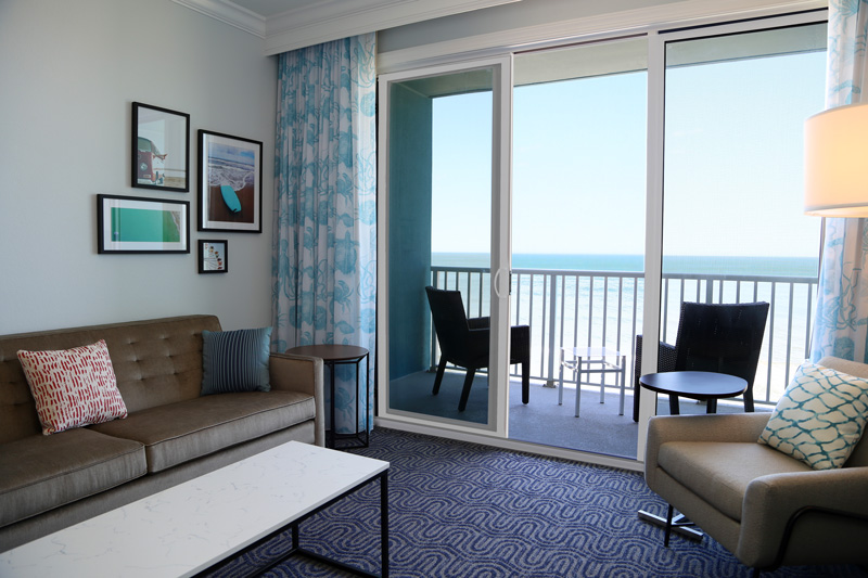 DoubleTree Oceanfront coming soon