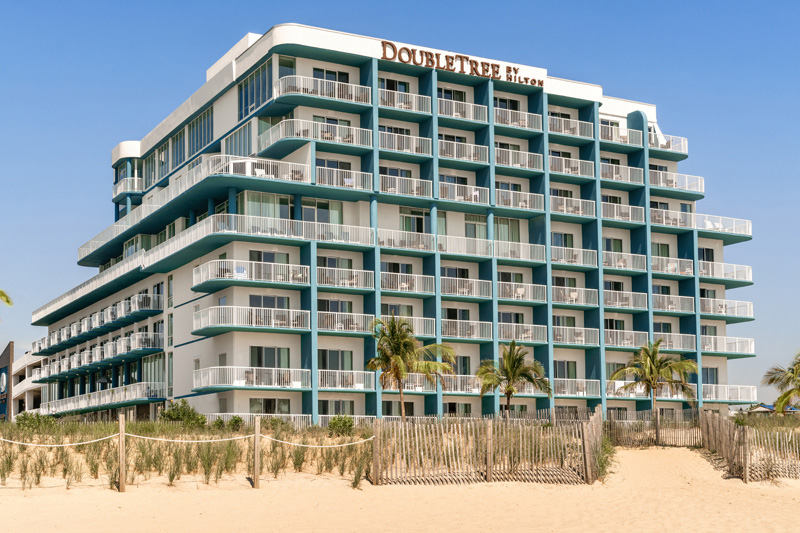 Ocean City Hotels >> Doubletree Oceanfront Ocean City Maryland Hotels Hotel Reservations