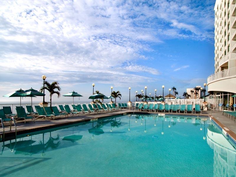 Hilton Oceanfront Suites Ocean City Maryland Hotels
