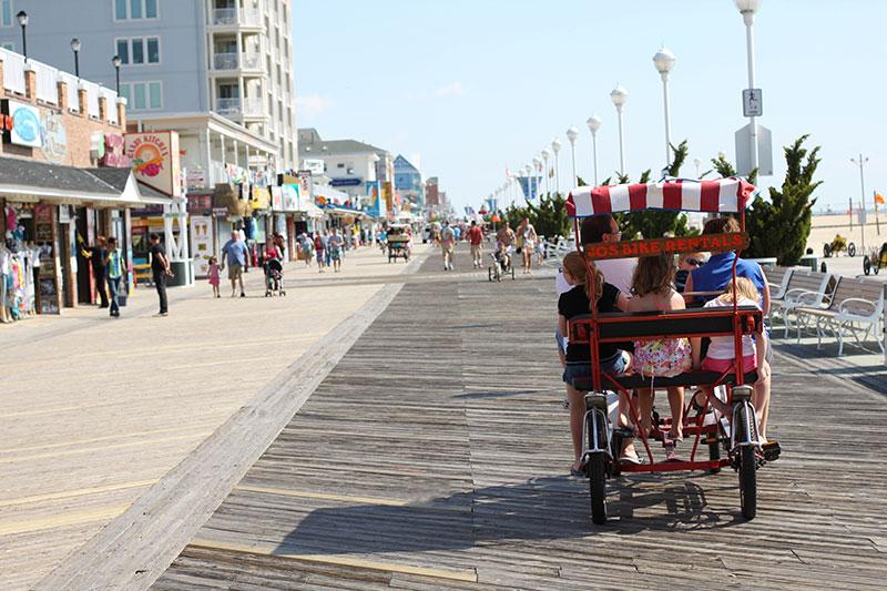 Photos Oceanic Ocean City Maryland Motel