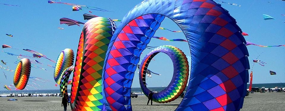 Kite Expo in Ocean City Maryland