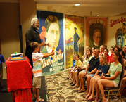 Magic Shows at the Holiday Inn Oceanfront on 67th St. Ocean City, Maryland