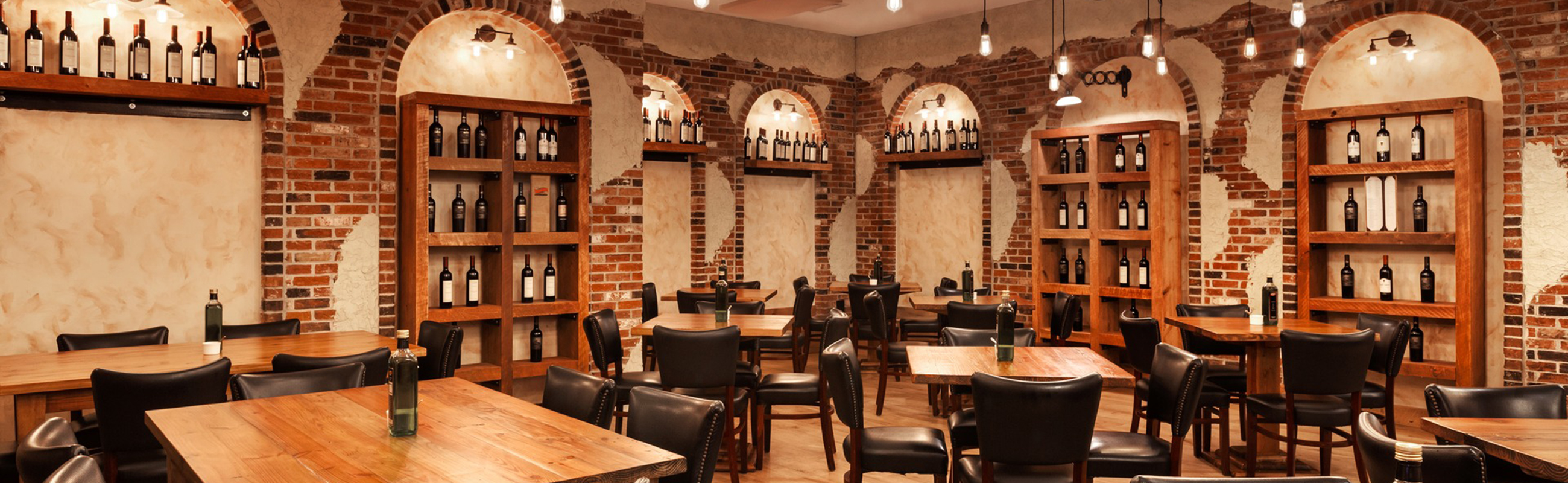 authentic Italian dining with a full-service deli