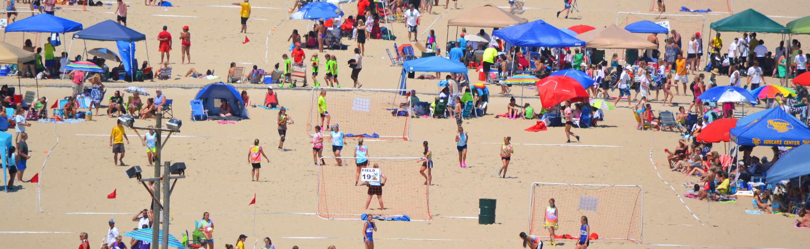 beach soccer tournament