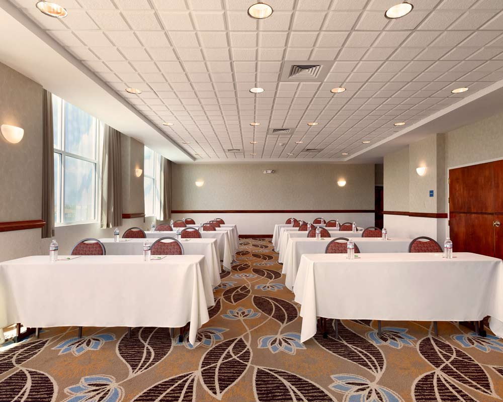 Large meeting space for your event