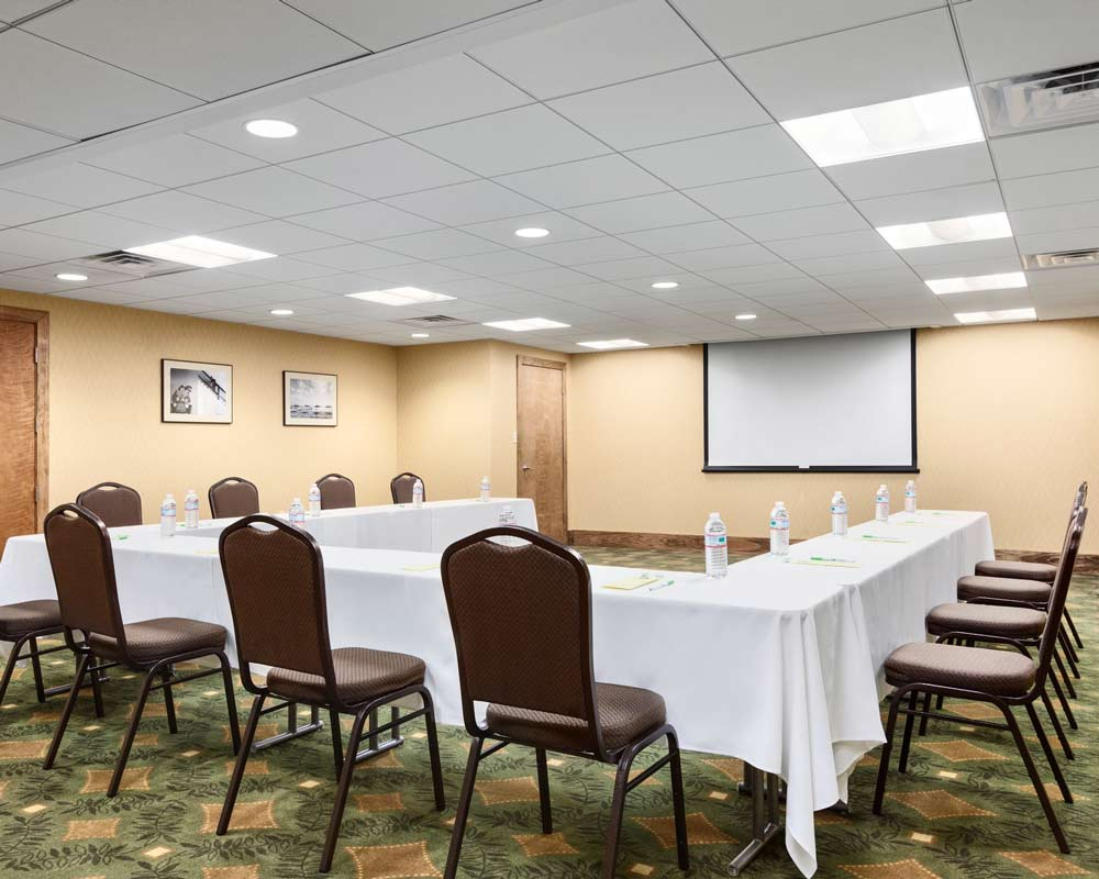 small board room for a more intimate meeting