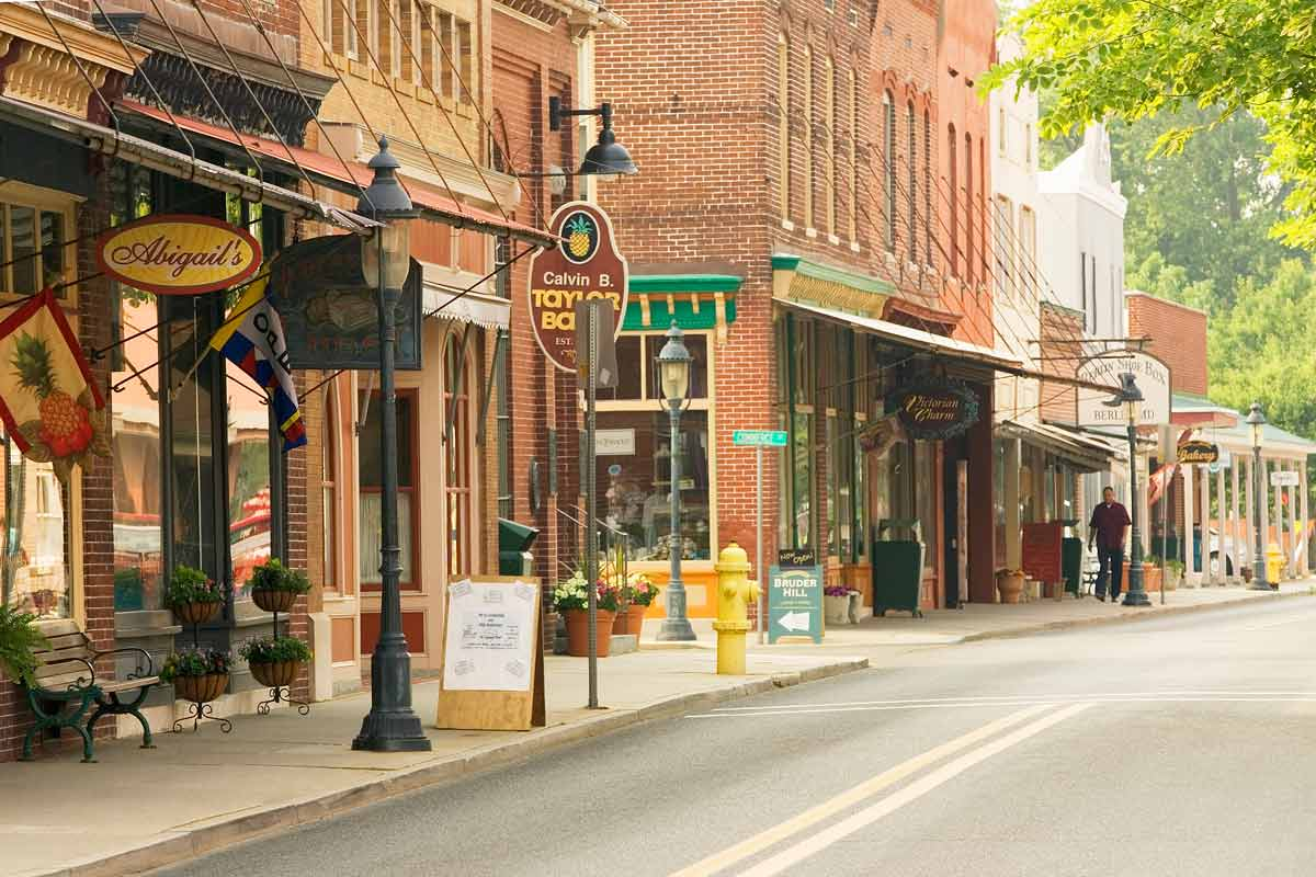 coolest small town in america berlin, maryland