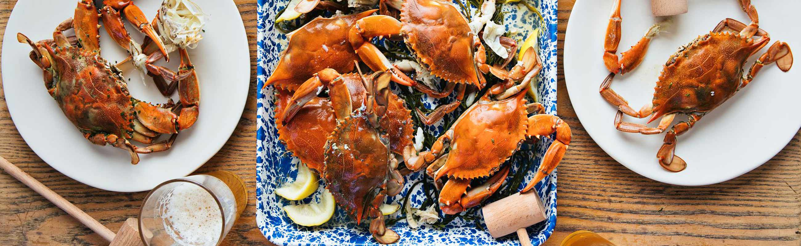 maryland blue crab feast