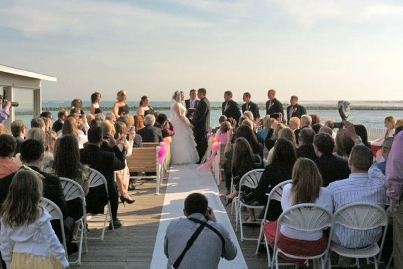 Have An Ocean City Wedding Or Special Occasion With Harrison